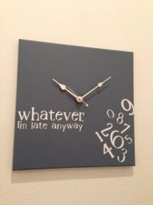 Decor in For Her - Etsy Gift Ideas #clocks #gifts