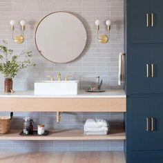 15 Tile Options to Bring Your Space to Life Bathroom Trends, Bathroom Renovations, Bathroom Ideas, Remodel Bathroom, Bathroom Layout, Bathroom Organization, Big Bathrooms, Master Bathroom, Bathroom Vinyl