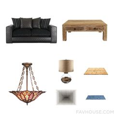 Decorating Wishlist Including Sofa Reclaimed Wood Coffee Table Ceiling Light And Glass Base Lamp From October 2016 #home #decor