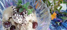 Fotorecept: Tvarohovo kávová zmrzlina
