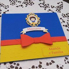 @aquarela_personalizados - convite Branca de Neve #convitebrancadeneve…