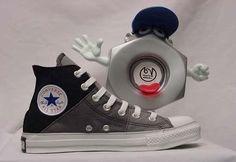 Converse Chuck Taylor All Star Canvas High Top « Impulse Clothes