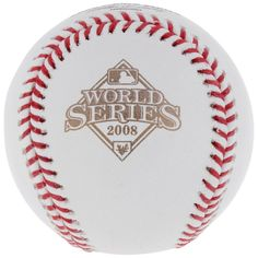 huge discount ee1bb ade98 Authentic Rawlings 2008 MLB World Series Baseball