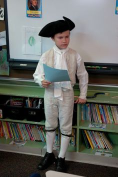 thomas jefferson costume ideas - Google Search