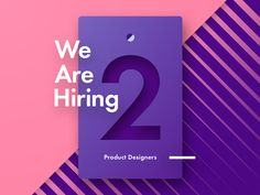 Spring is Hiring Product Designers! by Quintin Lodge #Design Popular #Dribbble #shots