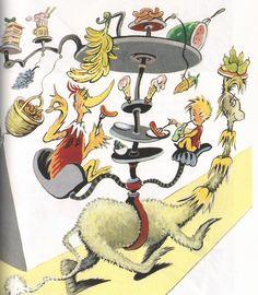 AMAZING COSMIC POWERS!!!!!!: Happy Birthday to you Dr. Seuss!!!