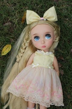 "Disney Animator 16"" doll clothes fit 1/4 MSD BJD"