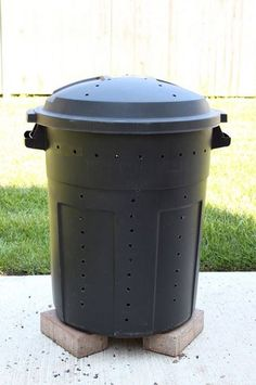 DIY compost bins -4