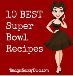 10 Best Super Bowl Sunday Recipes http://www.amazon.com/Got-Any-Kahlua-Collected-Recipes/dp/1478252650