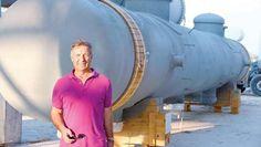 """Yerin 6 Bin Metre Altında Hazine Var Beştepeler Enerji Yönetim Kurulu Başkanı Halil İbrahim Çevik: """"İlk olarak 16 kuyu açtık. Eylül ayında 25 Megawattlık üretimi devreye sokacağız"""".  125 milyon dolarlık yatırımla jeotermal enerji üretmek üzere çalışmalarını tamamlayan Beştepeler Enerji, 25 Megawattlık santralde üretim için eylülde düğmeye basacak. Germencik'te açtığı kuyularla.. http://www.enerjicihaber.com/news.php?id=1617"""