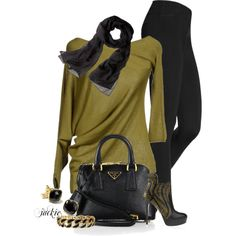 The Booties, created by jackie22 on Polyvore