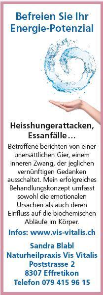 Inserat vom 07.11.2013 im Regio (regio.ch)