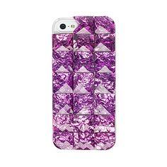I love the GREENE Greene + Gray Hard Candy iPhone 5 Case from LittleBlackBag
