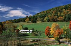 Rural West Virginia in Autumn