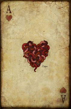 The Ace of Hearts by ~RedChiffon on deviantART