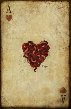 The Ace of Hearts by ~RedChiffon on deviantART