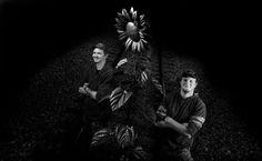 8 Foot Tall Metal Sunflower by NorthernCrescentIron on Etsy, $6200.00