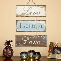 Live, Love, Laugh at Cost Plus World Market