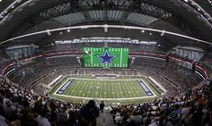 Dallas Cowboys Stadium in Arlington Texas