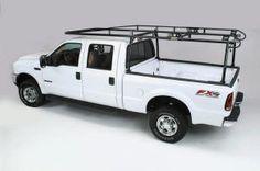 Kargo Master Pro II  Heavy Duty  Truck Ladder Racks