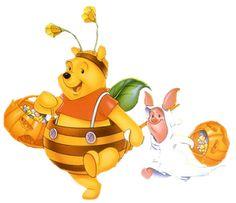 Winnie the pooh y piglet
