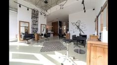 Hairdressing Salon HAIRMATE kolejowa Warsaw/ 2nd Home