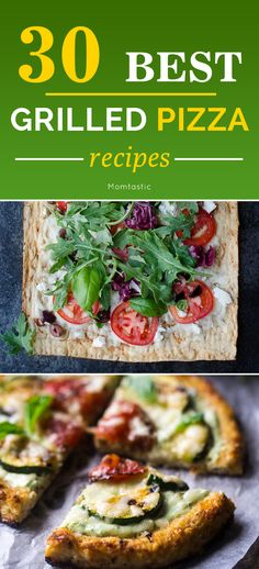 I was amazed at how easily a pizza cooks on the grill, and the smoky charred flavor it imparts is wonderful. I started doing it a few years ago and now I'm totally hooked.  Here are the best grilled pizza recipes for you to play with this summer.