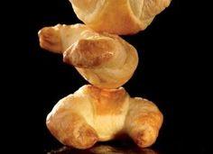Mini croissant con prosciutto e senape - Iginio Massari