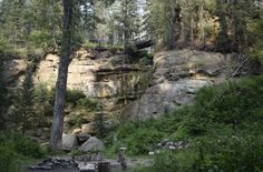 Hard Luck Canyon // A quick and easy family hike to do in the Whitecourt, AB area. Alberta Travel, Canadian Travel, Lets Do It, The Province, Small Towns, Day Trips, Trip Advisor, Mount Rushmore, Hiking