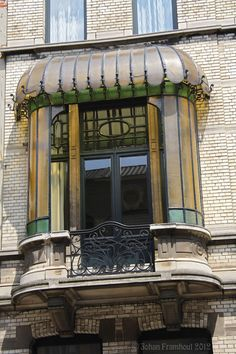 Art Nouveau en Art Déco in de buurt van de De Cogels-Osylei, Antwerpen