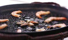Receta de arroz negro en la Thermomix