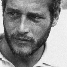 We Had Faces Then — Paul Newman, 1963