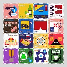 Pavel Fuksa - prezidentské známky pro rok 2018