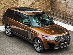 Range Rover Sv, Landrover Range Rover, Range Rover Evoque, Range Rover Sport, My Dream Car, Dream Cars, Sv Autobiography, Park Model Rv, Suv 4x4