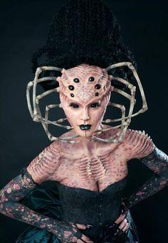Make-up/Design by: Mrs. Hyde