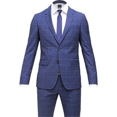 Tommy Hilfiger Tailored Garnitur blue