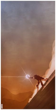 Iron Man by Matt Ferguson *