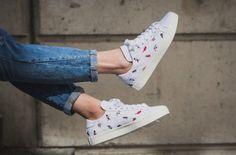 http://SneakersCartel.com An On-Feet Look At The Women's adidas Originals Stan Smith Dressed For The Summer #sneakers #shoes #kicks #jordan #lebron #nba #nike #adidas #reebok #airjordan #sneakerhead #fashion #sneakerscartel http://www.sneakerscartel.com/an-on-feet-look-at-the-womens-adidas-originals-stan-smith-dressed-for-the-summer/