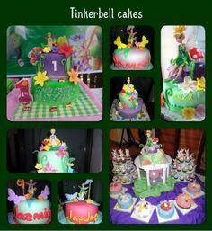 tinkerbell cakes JnyJ (j-nee-j) cakes