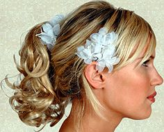 Wedding Hairstyles | wedding hairstyles for short hair | Modern Wedding Fashion