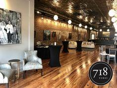 718 Venue | A new experience in Fredericksburg, Virginia