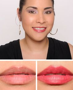 Chanel Marie (430) Rouge Coco Lipstick (2015) Review & Swatches