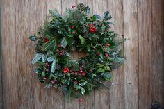 The Irish Christmas Wreath - The Wild Geese
