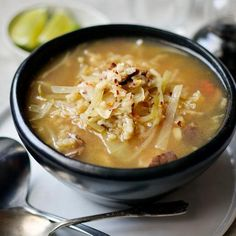 5 Soups to Soothe a Cold