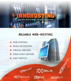 Innohosting.com is a popular leader of hosting infrastructure and services. The company offers bandwidth, web space, and hosting tools that enhance website traffic without compromising with quality. Also, they provide 99.9% high uptime, 16 days money back guarantee for unsatisfied customers and 24/7 technical support. This hosting is perfect for bloggers and individual that need a reliable web hosting platform.