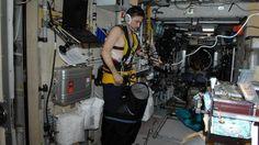 Rubber suction space pants could improve astronauts' vision Space Tv, Space And Astronomy, Space Station, Space Exploration, Technology, Pants, Astronauts, Articles, Science