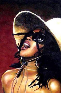 Lauryn Hill by Kristine Ortmeier
