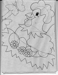 Fotografie: Easter Art, Easter Crafts, Diy And Crafts, Arts And Crafts, Easter Printables, Applique Quilts, Happy Easter, Decoration, Coloring Pages