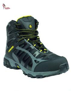 Amblers FS67C - Chaussures de sécurité - Homme (36 EU) (Noir) HBrCF