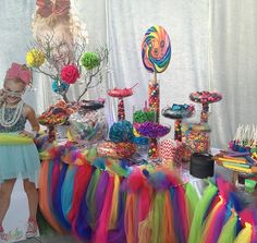 Just a example of JoJo's 13th! Look at awesome candy bar, yummy! Too bad all those kids devoured the treats! More pics to come! Who knew @blubotstudios produced over the top Hollywood parties too? @itsjojosiwa @aldcstudiola #ALDC #aldcla #dancemoms